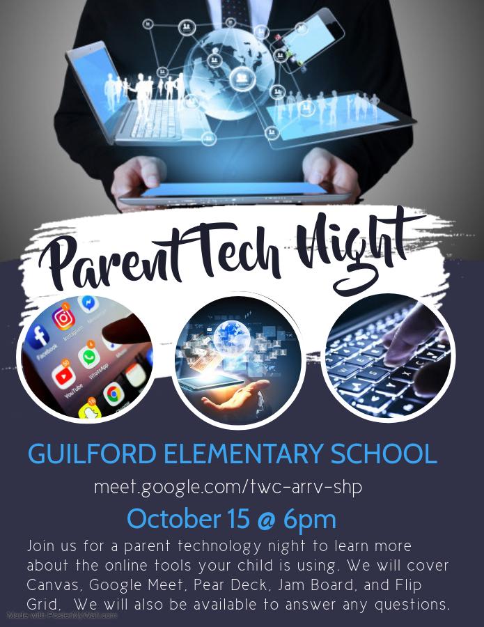 Parent Tech Night